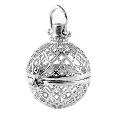 Image of Hollow Cage Pendant | Pendant Cage | Pendant | Hollow Pendant