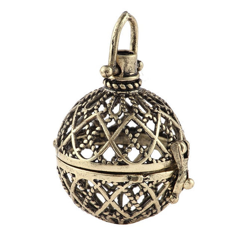Image of Hollow Cage Pendant