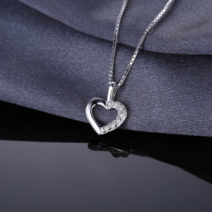 Heart Necklace | silver Necklace | Necklace | Heart Necklace