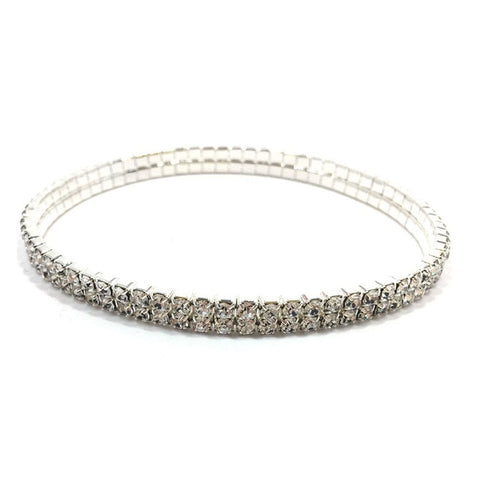 Image of Shining Crystal Rhinestone | leg bracelet | Beautiful Anklet | Anklet | Shiny Anklet