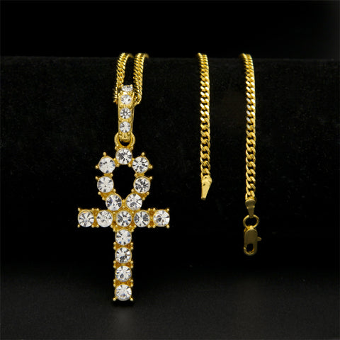 Image of Egyptian Cross Pendants | Pendant Necklace | Cross Pendant | Egyptian Pendants