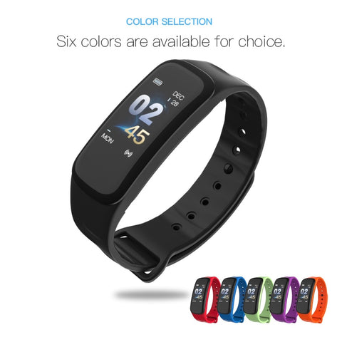 Image of Smart Bracelet Tracker | Smart Bracelet Pedometer | Smart Tracker | Bracelet Tracker | Smart Bracelet