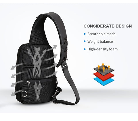 Crossbody Bag Waterproof