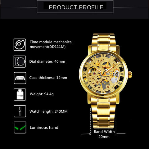 Image of Classic & Luxury Watch