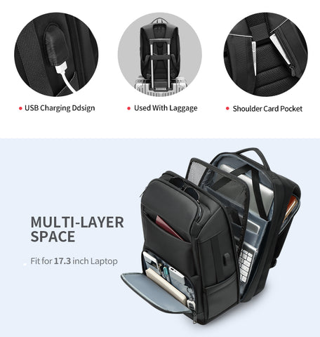 Image of Travel Backpack