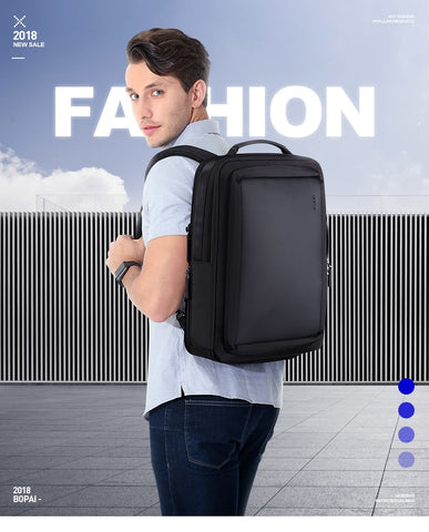 Image of Business Waterproof Backpack