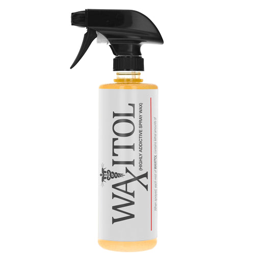 Waxitol Spray Wax - Exterior - KryptoCoat®