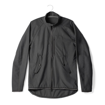 The Alvar Jacket in Steel