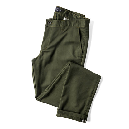 The Frank Chino in Olive