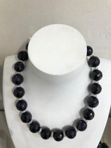 Mother of Pearl Necklace by Jaded Jewels