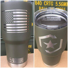 Brotherhood of Warriors 30 oz Tumbler