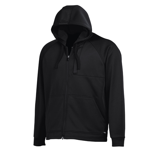 Tactical Full Zip Fleece Hoodie