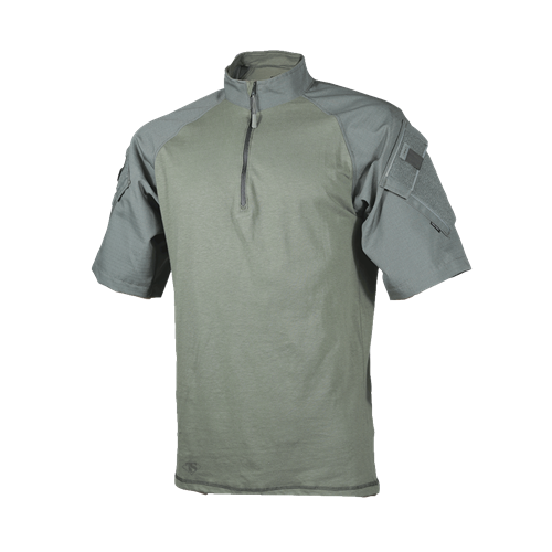 TruSpec - TRU Short Sleeve 1/4 Zip Combat Shirt