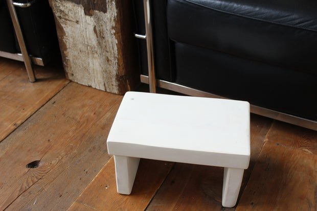 Limestone Kids' Step Stool - Solid Paint