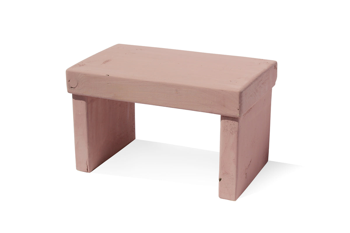Cathedral Rose Kids' Step Stool - Solid Paint - $10 Donated to a Childhood Cancer Cause