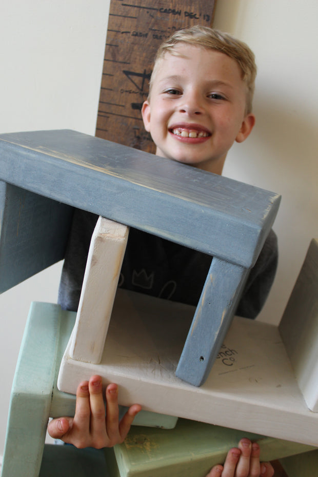 Shop at The Nice Bench Co for Children's Products - Home Furnishings - Charities