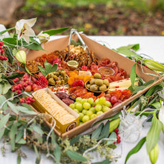 Gourmet Grazing Box for 12-15