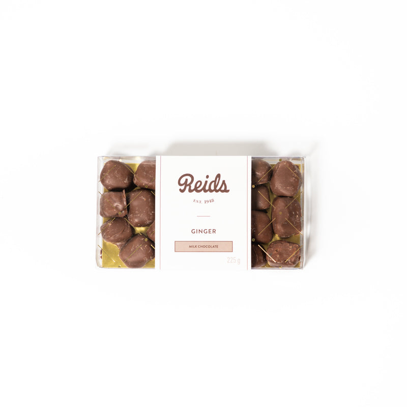 Reid Milk Chocolate Ginger