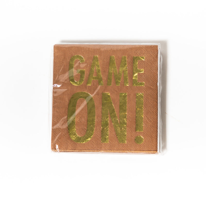 Game On! Football Napkin