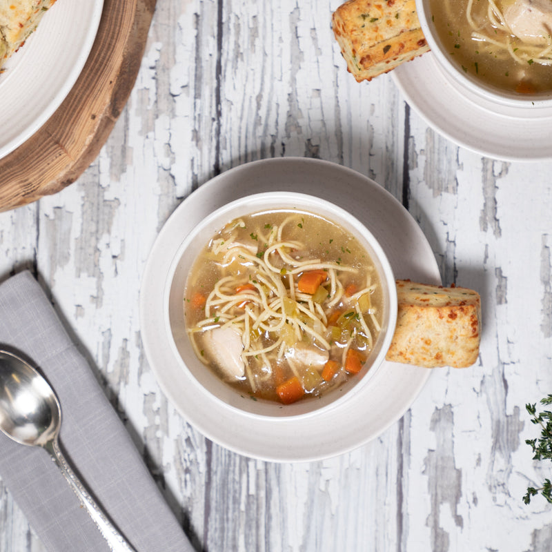 Village Kitchen Chicken Noodle Soup