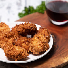 Coconut Crusted Shrimp