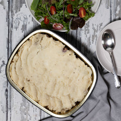 Hearty Vegan Shepherd's Pie