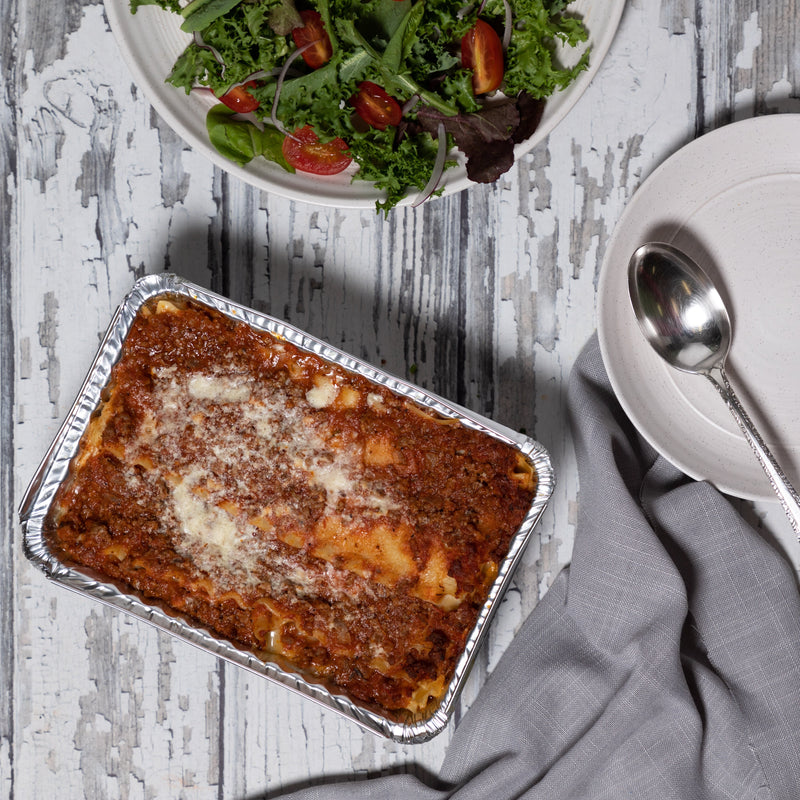 Village Kitchen Meat Lasagna