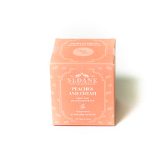 Peaches and Cream 15ct Tea Sachet Box