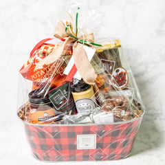 For Him Gift Basket