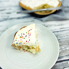 Funfetti Snacking Cake