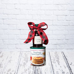 Holiday Breakfast Gift Tower