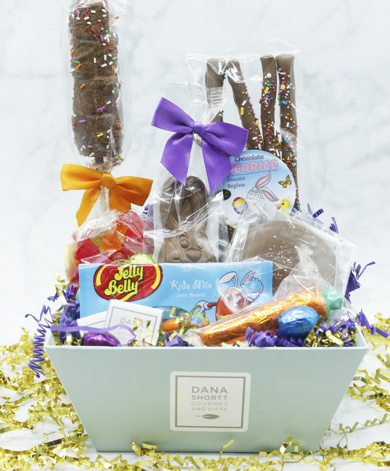 Kids Sweets + Treats Easter Basket