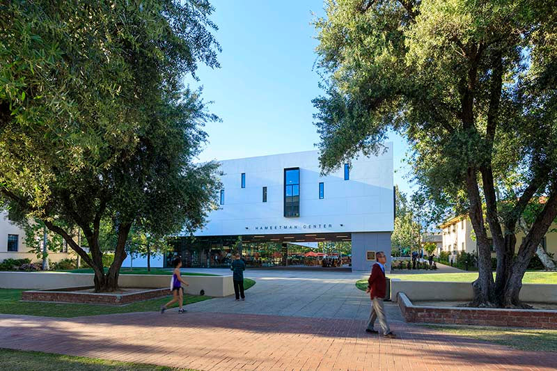 Caltech Hameetman Student Center