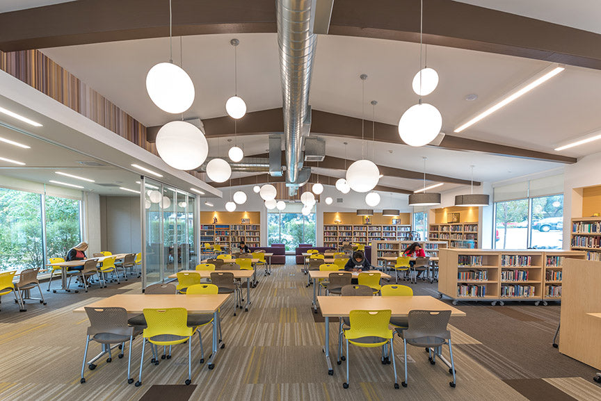 Alverno Library Designed by GGA Architects