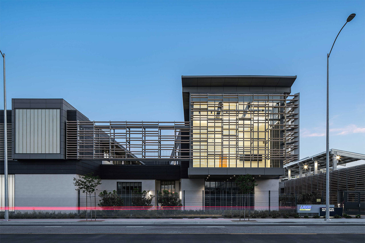 LA Family Housing Campus designed by GGA Architects
