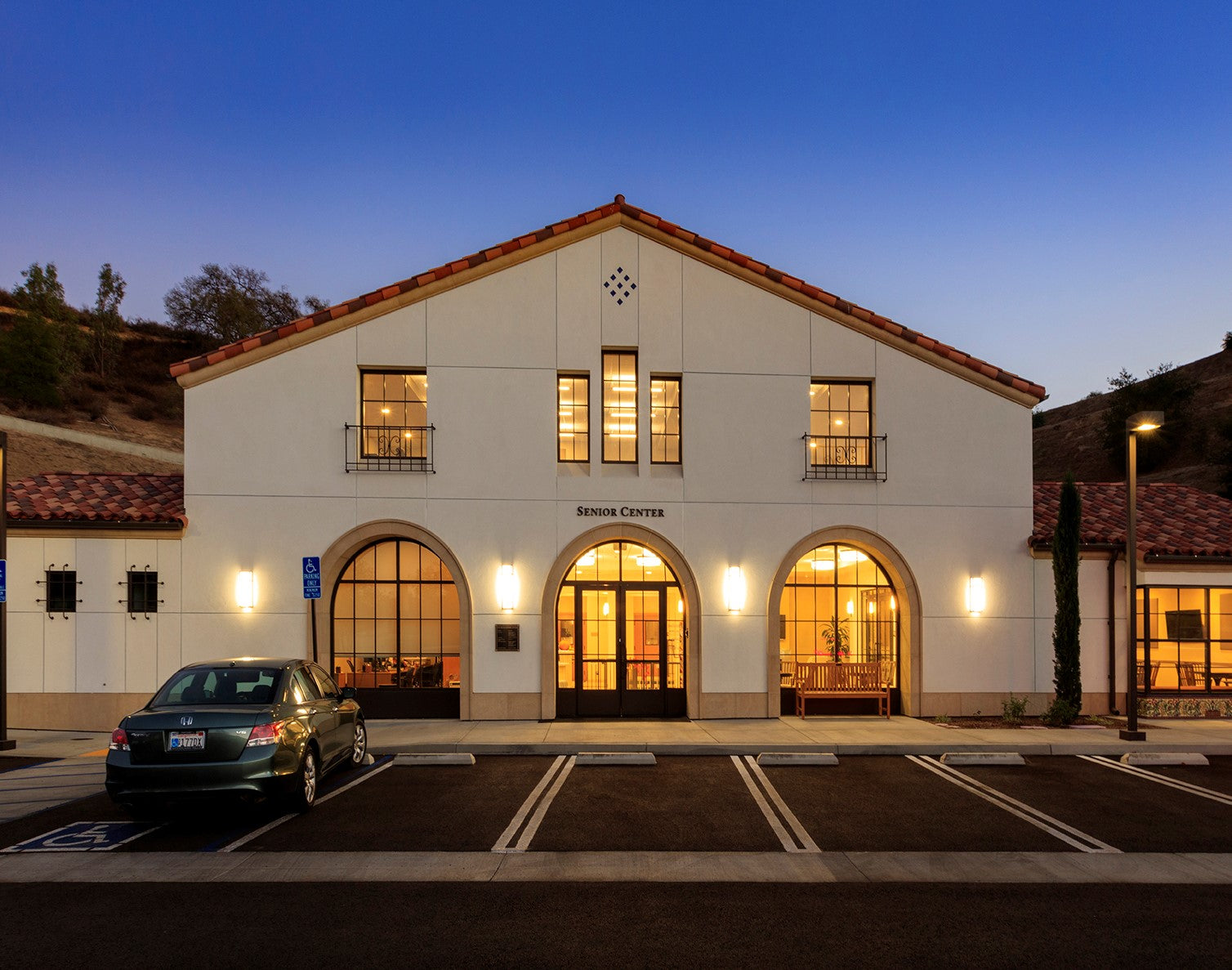 Calabasas Senior Center - Gonzalez Goodale Architects