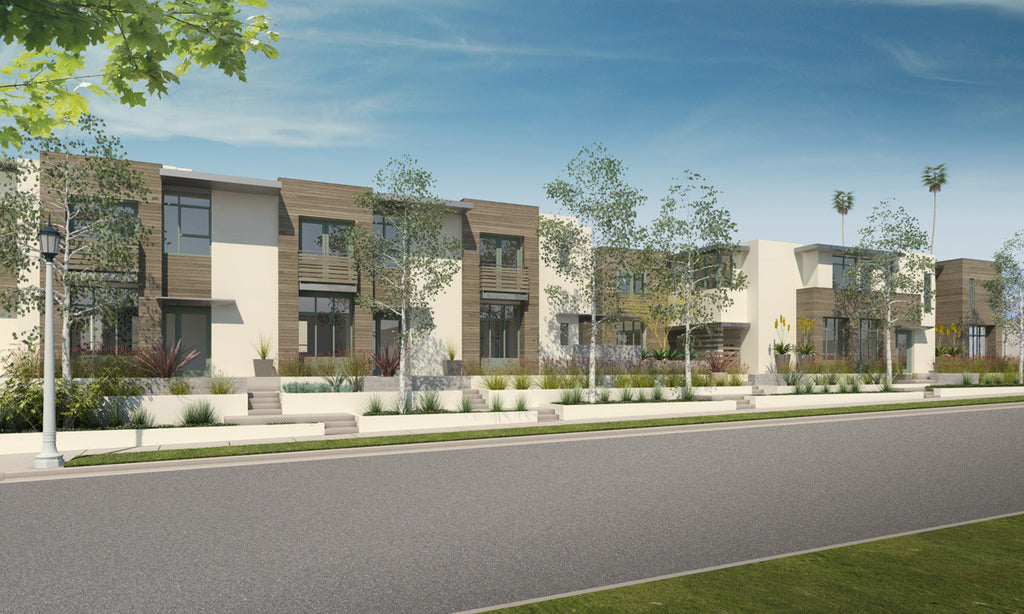 ALTADENA & MOHAWK TOWNHOMES MULTI-FAMILY HOUSING