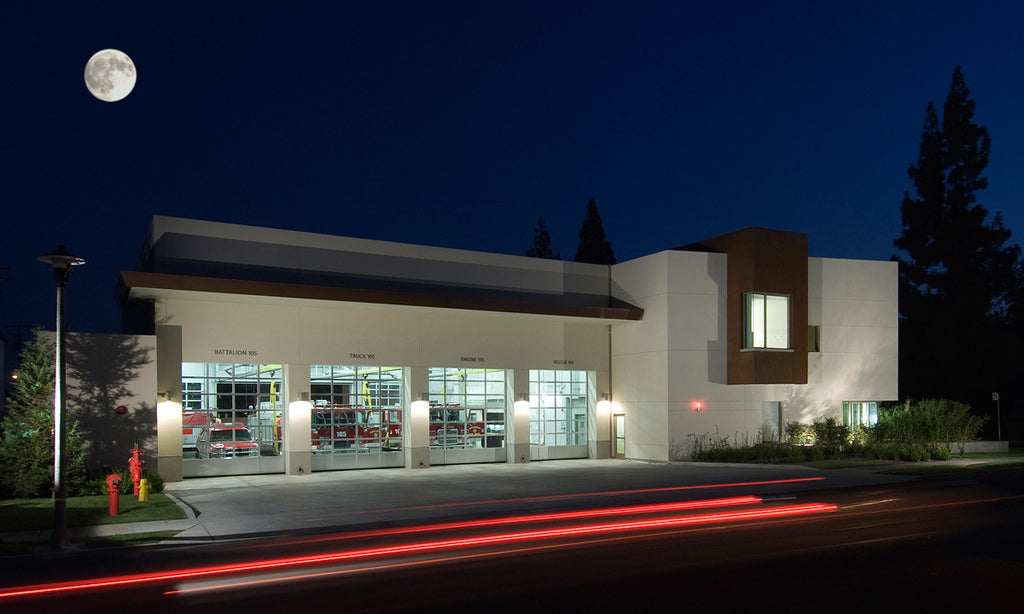 Gonzalez Goodale Architects ARCADIA FIRE STATION