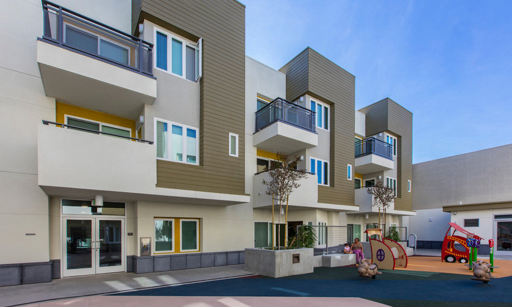 WHITTIER BOULEVARD FAMILY APARTMENTS PERMANENT, SUPPORTIVE HOUSING