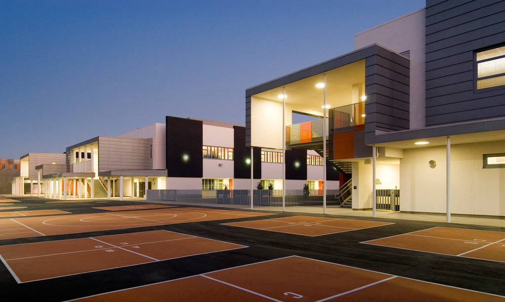 ROBERT F. KENNEDY SCHOOLS Gonzalez Goodale Architects