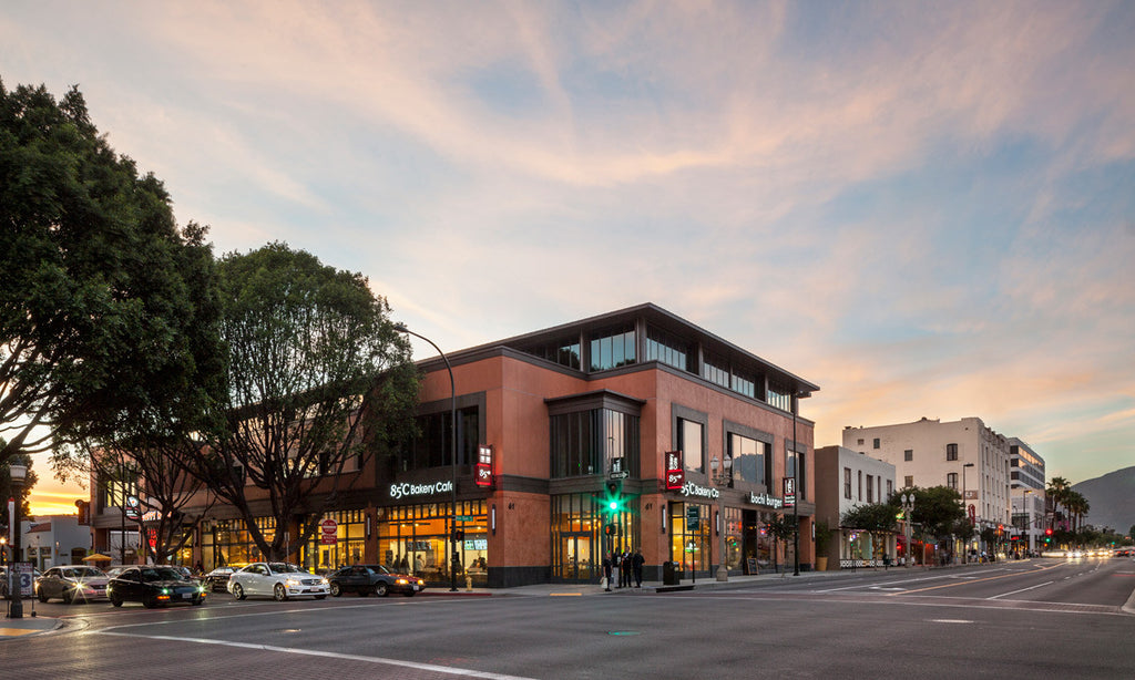 FAIR OAKS & GREEN MIXED-USE Gonzalez Goodale Architects