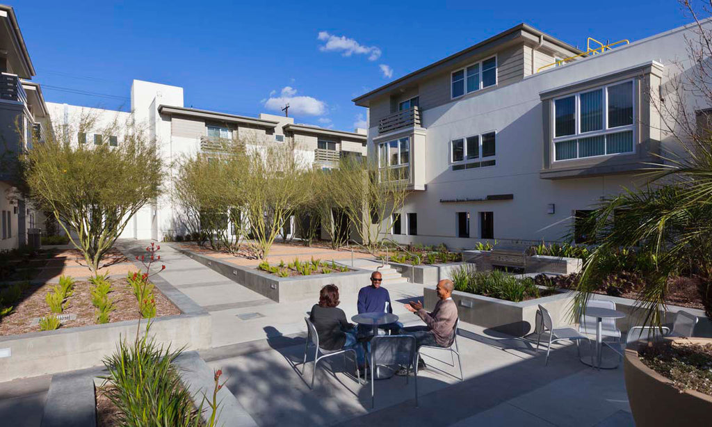 PALO VERDE PERMANENT SUPPORTIVE HOUSING
