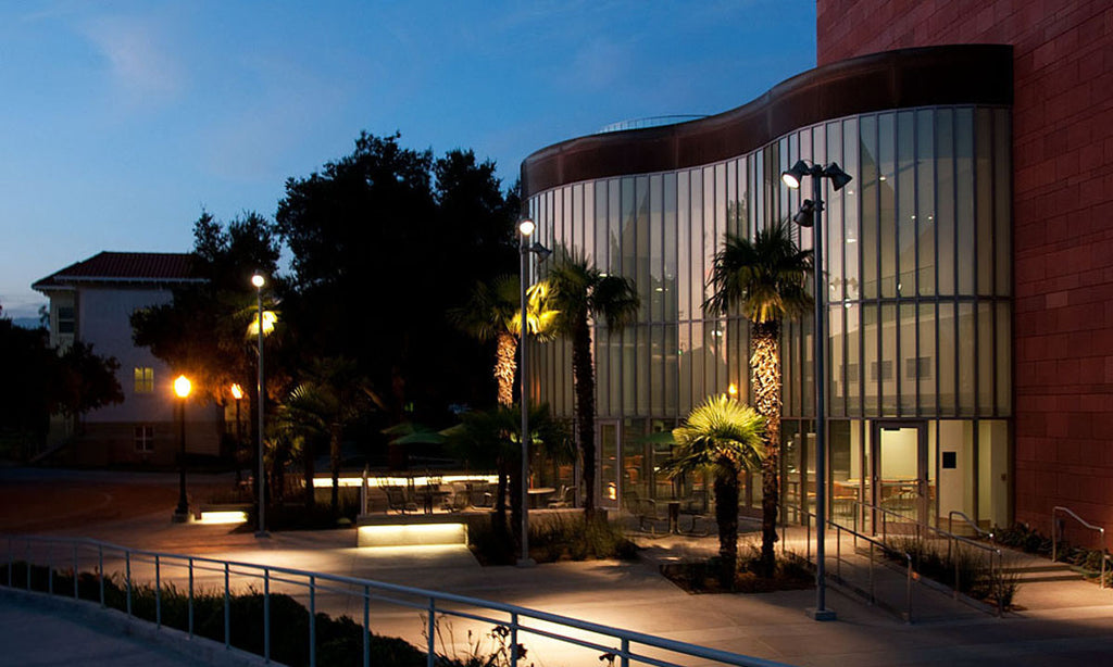 CAMPUS CENTER UNIVERSITY OF LA VERNE Gonzalez Goodale Architects