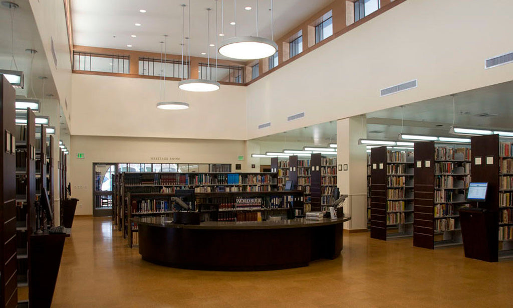 CITY OF MONROVIA Public Library