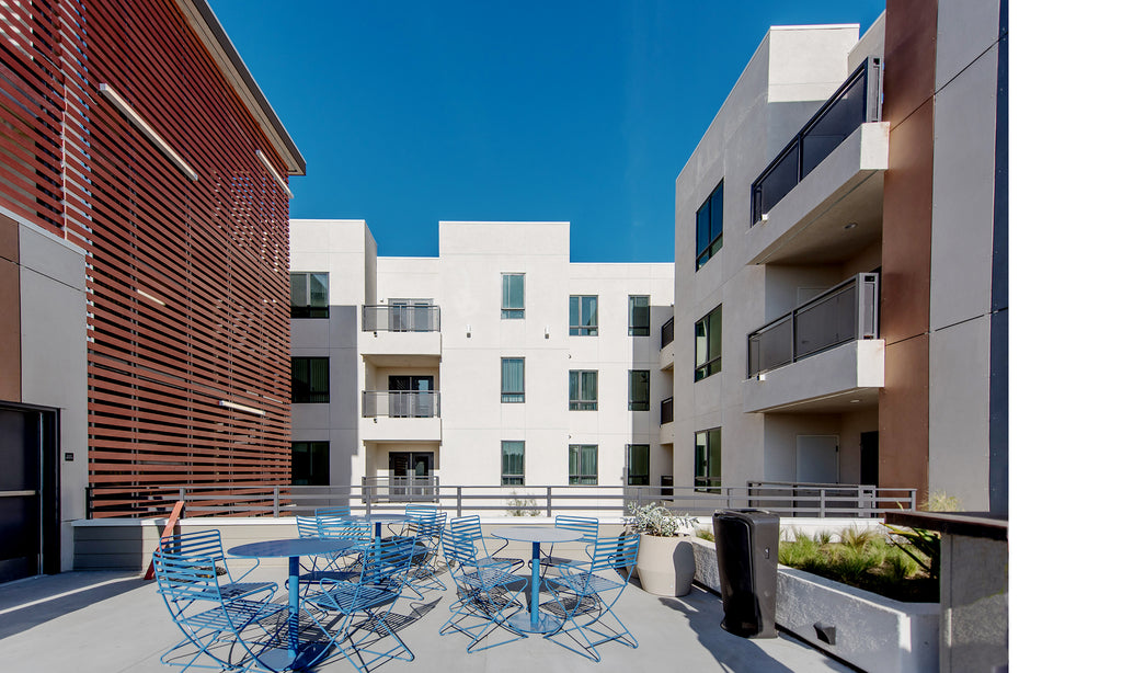CIELITO LINDO SUPPORTIVE HOUSING</br>PHASE 1
