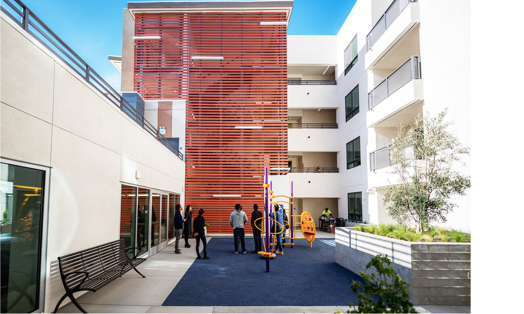 Gonzalez Goodale Architects Permanent Supportive Housing