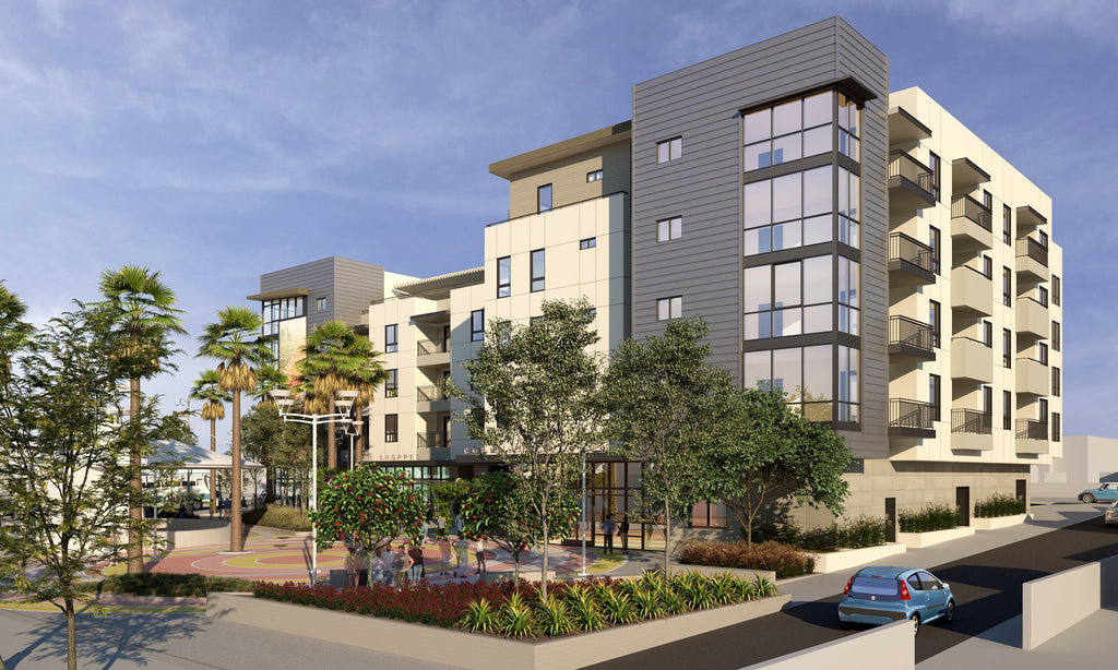 LOS LIRIOS MIXED-USE TOD DEVELOPMENT