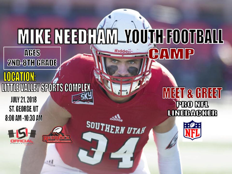 MIKE NEEDHAM YOUTH FOOTBALL CAMP