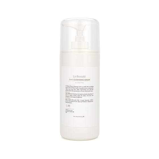La Beaute - 3 in 1 Cleansing Serum 500ml