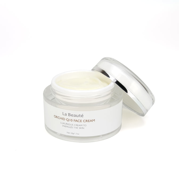 La Beaute- Orchid Q10 Face Cream 50g